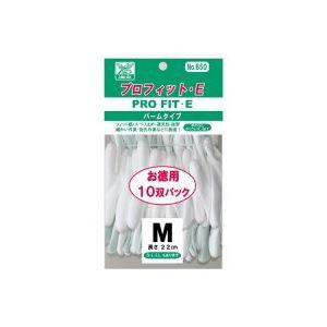 (業務用30セット) WING ACE プロフィット手袋No.650お徳用10双パック L
