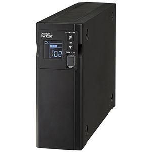 オムロン 無停電電源装置 常時商用(正弦波)/1200VA/730W/縦型