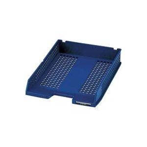 (業務用30セット) セキセイ シストレー A4 STX-60-10 青