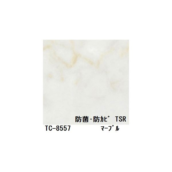 抗菌・防カビ仕様の粘着付き化粧シート マーブル サンゲツ リアテック TC-8557 122cm巾×4m巻【日本製】