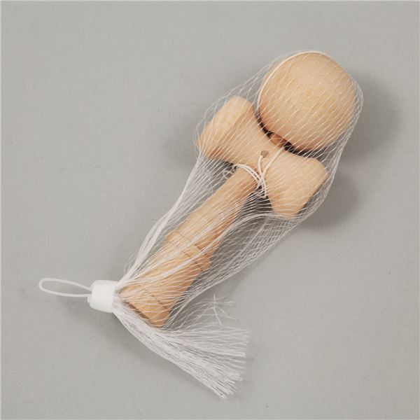 (まとめ)アーテック けん玉(けんだま) 木製 ヒモ付き 【×40セット】