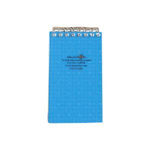 (業務用200セット) LIHITLAB ツイストリング・ノート メモ N-1661-8 青