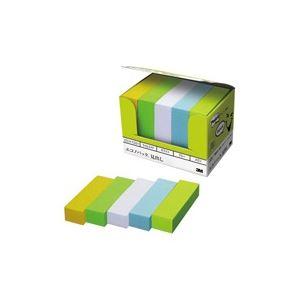 (業務用30セット) スリーエム 3M ポストイット 見出しエコ 7001-P3 フレンドリー 100枚×25パッド