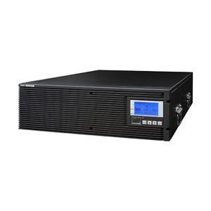 オムロン 無停電電源装置(高効率常時インバータ)200V/5.0KVA/3.5KW:ラック対応(縦置可) BU5002RWL