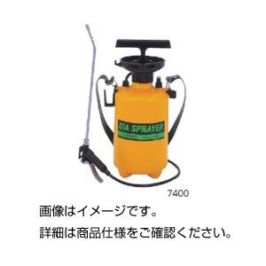 (まとめ)蓄圧式噴霧器 7400【×3セット】