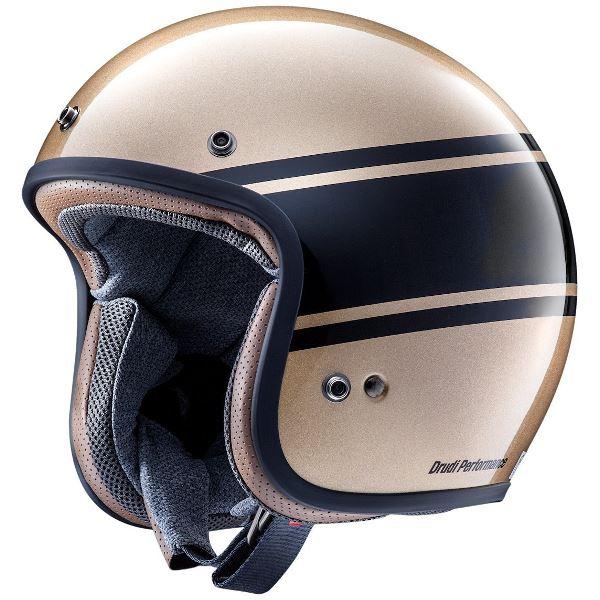 ヘルメット > ジェットヘルメット アライ(ARAI) ジェット CLASSIC MOD BANDAGE ブロンズ 61-62(XLサイズ)
