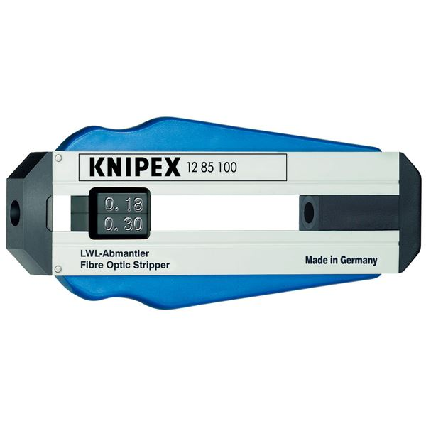 KNIPEX(クニペックス)1285-100 光ファイバー用ストリッパー (SB)
