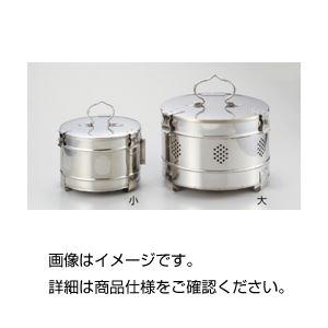 (まとめ)丸型カスト 中【×3セット】