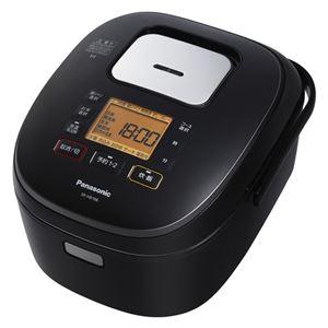 パナソニック(家電) IHジャー炊飯器 1.0L (ブラック)