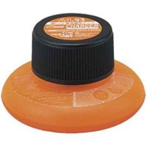 (業務用100セット) トンボ鉛筆 蛍コートチャージャー 【蛍コート専用補充インク】 WA-RI93 橙