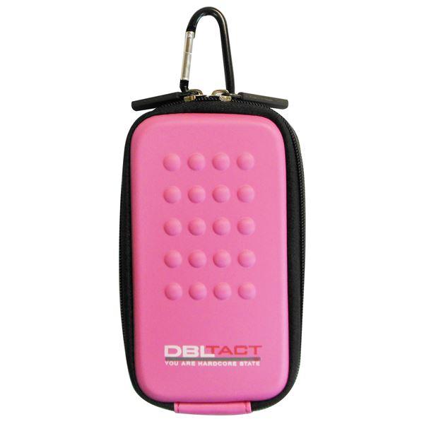 (業務用10個セット) DBLTACT マルチ収納ケース(プロ向け/頑丈) DT-MSK-PI ピンク
