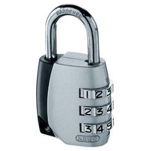 (業務用70セット) ABUS 可変式符号錠 30mm 155-30