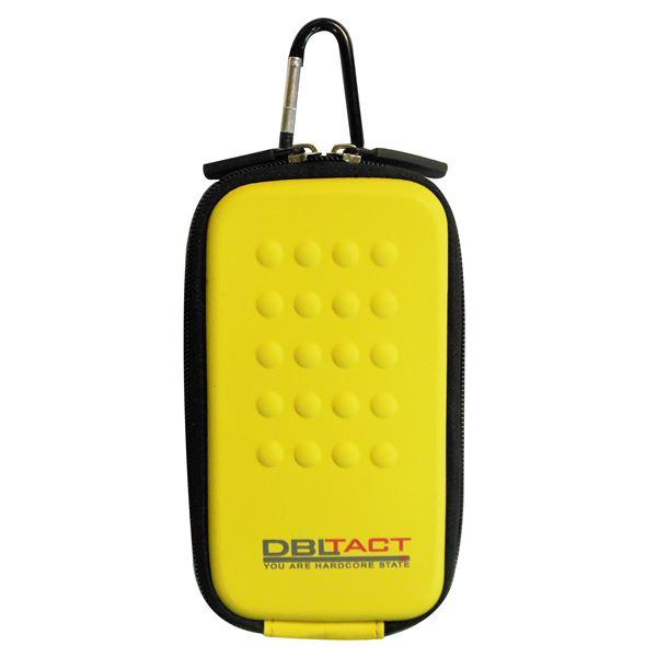 (業務用10個セット) DBLTACT マルチ収納ケース(プロ向け/頑丈) DT-MSK-YE イエロー