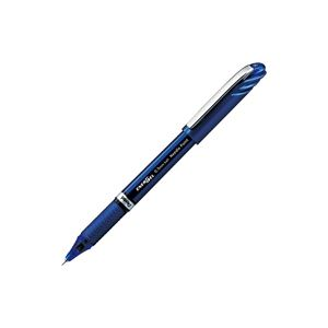 (業務用200セット) ぺんてる ボールペン エナージェルユーロ 【0.5mm/青】 ゲルインク キャップ式 BLN25-C