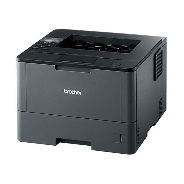 ブラザー JUSTIOモノクロレーザープリンター A4 HL-L5100DN 1台