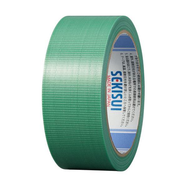 しなやかな基材 油性インクで字が書ける ラッピング無料 まとめ 積水化学 フィットライトテープ No.738 新作アイテム毎日更新 ×50セット 38mm×25m 1巻 N738M03 緑