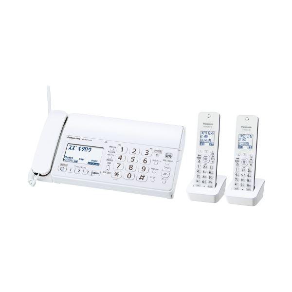 Panasonic パーソナルファックス KX-PD215DW-W