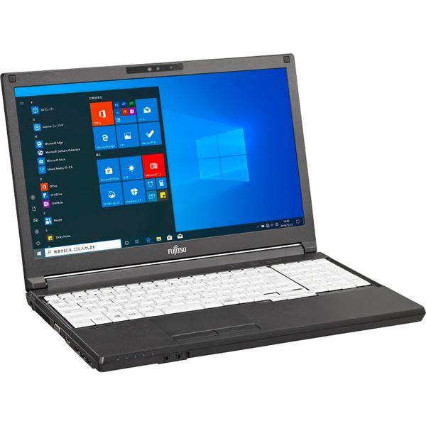 FUJITSU LIFEBOOK A5510/DX (Corei3-10110U/4GB/SSD256GB/Smulti/Win10 Pro 64bit/WLAN/Office Personal2019) FMVA8204PP