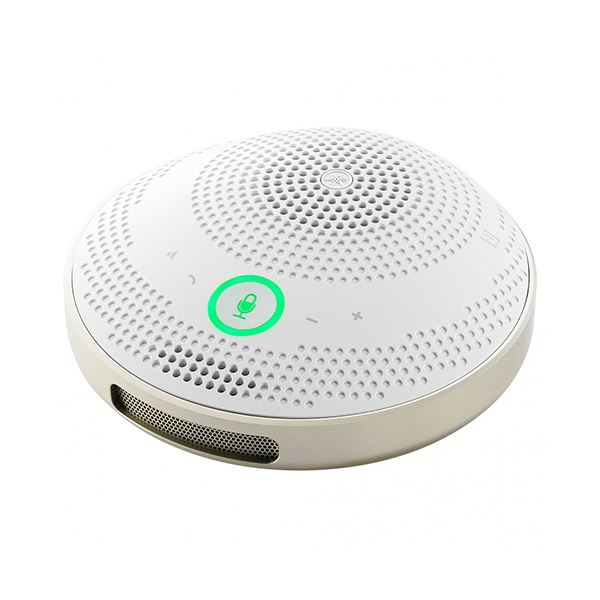 ヤマハユニファイドコミュニケーションスピーカーフォン ホワイト YVC-200W 1台