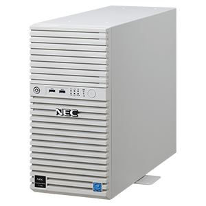 NEC Express5800/T110j(4C/E-2124/8G/2HD) Xeon SATA2TB*2/RAID1 W2019