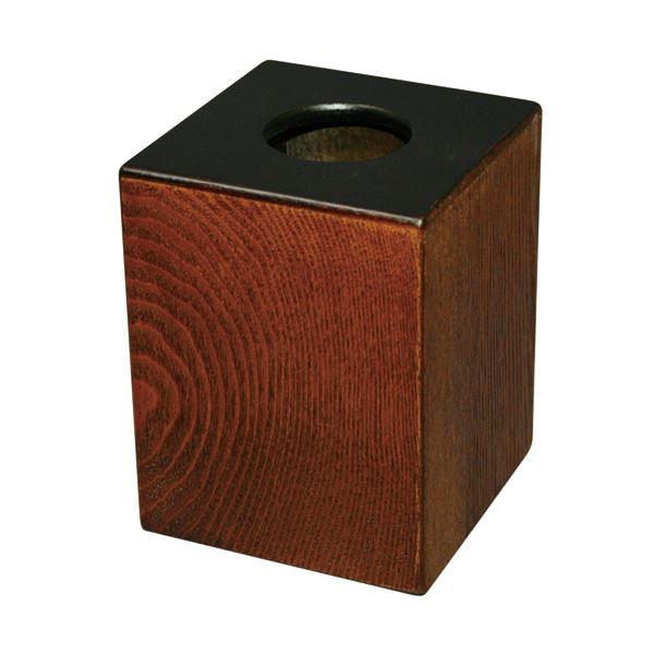 (まとめ)丸十 くつべらホルダー 天然木 1個【×5セット】