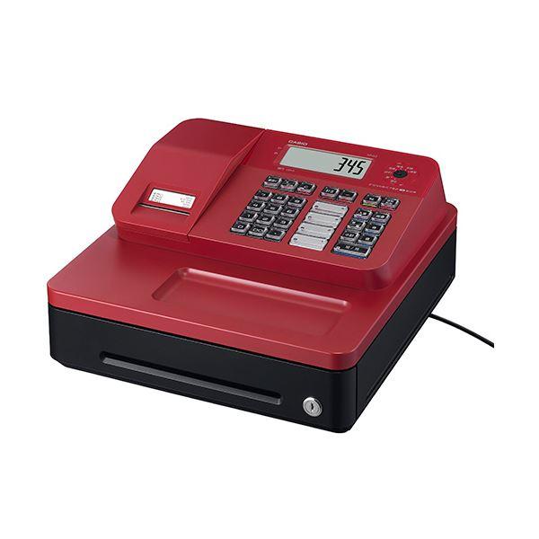 カシオ Bluetoothレジスターレッド SR-G3-RD 1台