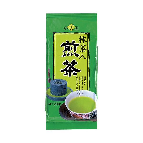 (まとめ) 井六園 井六園 抹茶入煎茶 200g/3袋【×3セット】