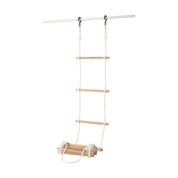 高木綱業 避難用縄梯子12mm×3m29-0105 1個