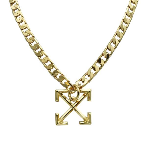OFF-WHITE(オフホワイト) ペンダント/ネックレス OMOB032R20253023 9393 GOLD