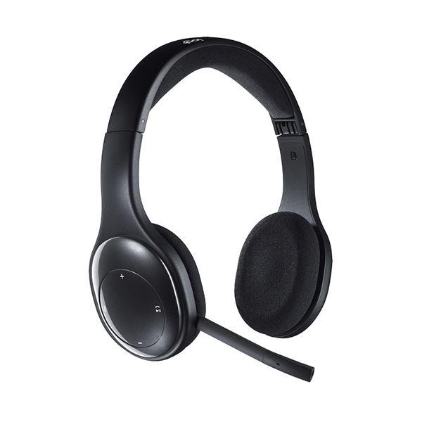 ロジクールBluetoothワイヤレスヘッドセット H800 ブラック H800R 1個
