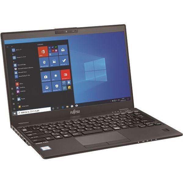 FUJITSU LIFEBOOK U939/CX (Core i5-8265U/8GB/SSD256GB/Win10Pro 64bit/Office Personal 2019/無線WAN/指紋認証) FMVU2604HP