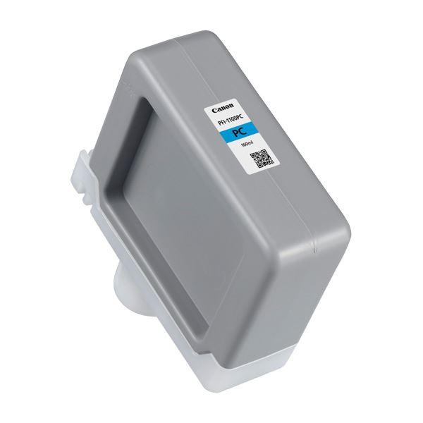 キヤノン インクタンク PFI-1100 PC フォトシアン