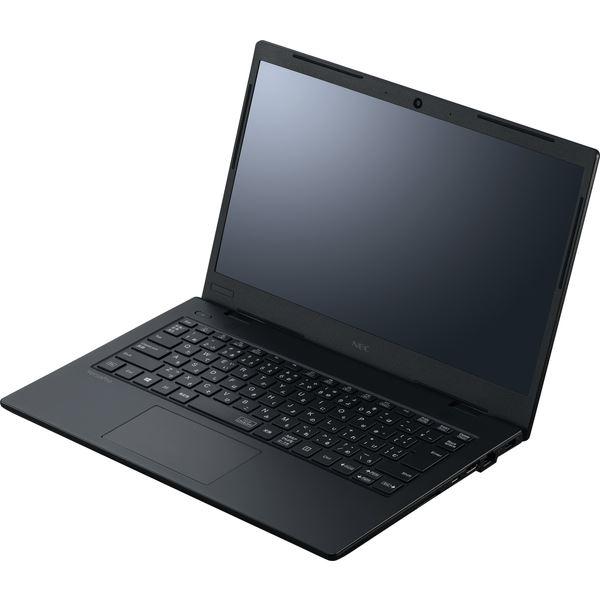 NEC VersaPro タイプVM (Core i3-8145U 2.1GHz/8GB/SSD256GB/ドライブなし/Of H&B19/無線LAN/85キー/マウス無/Win10Pro/リカバリ媒体無/3年パーツ) PC-VKL21M3763N6