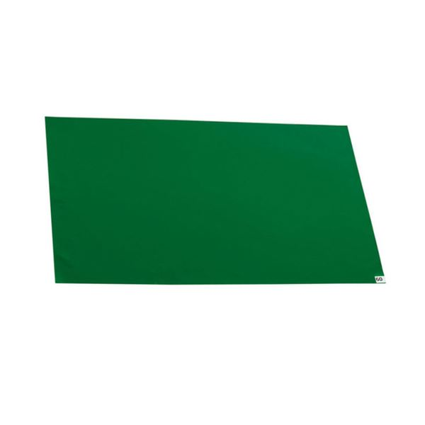 テラモト 粘着マットシートG600×900mm 緑 MR-123-640-1 1セット(60枚層)
