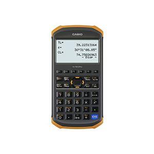 カシオ 土木測量専業電卓土木・測量分野基本公式プログラム21種内蔵 FX-FD10 PRO 1台