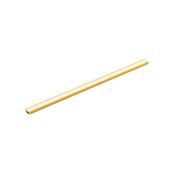 (まとめ) TRUSCO 棒マグネット 200L 黄BM2-200-Y 1本 【×30セット】