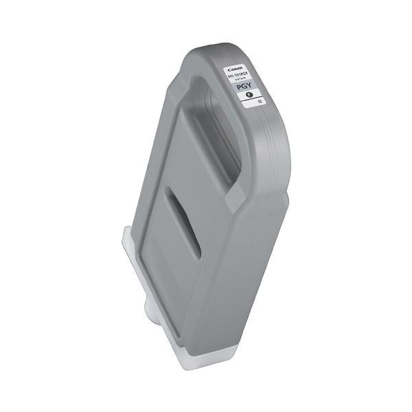 キヤノン インクタンクPFI-701PGY 顔料フォトグレー 700ml 0910B001 1個