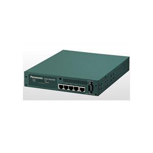 パナソニックESネットワークスSwitch-M5ePWR PoE対応 スイッチングハブ 5ポート PN27059 1台