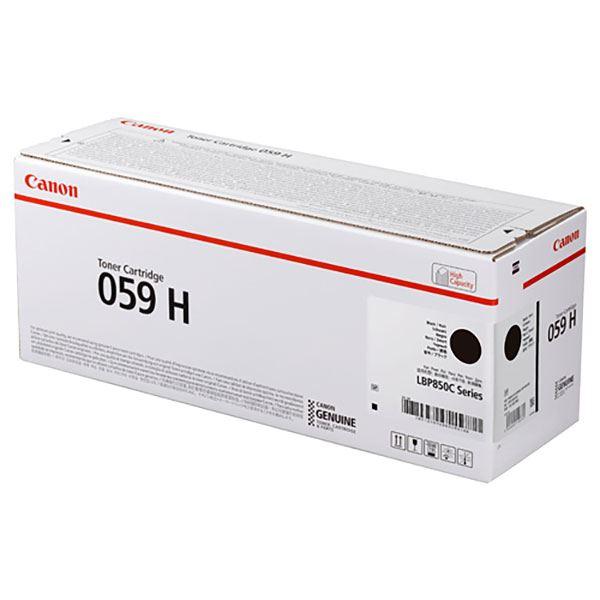 【純正品】CANON 3627C001 トナーカートリッジ059Hブラック