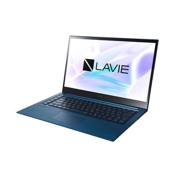 NECパーソナル LAVIE VEGA - LV750/RAL アルマイトネイビー PC-LV750RAL
