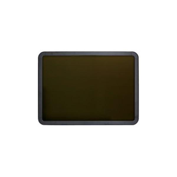 (まとめ)キングジム 光る掲示板 HK10クロ(×3セット)