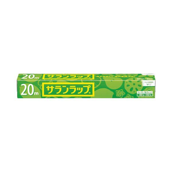 (まとめ) 旭化成ホームプロダクツ サランラップ レギュラー 30cm×20m【×30セット】