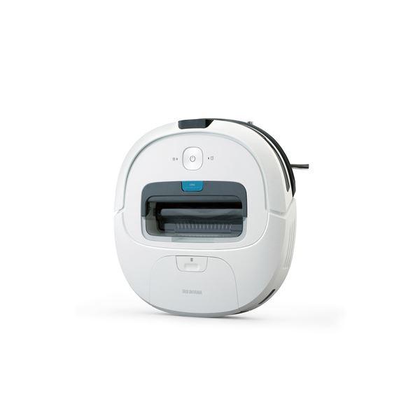 アイリスオーヤマ ロボット掃除機 ホワイト IC-R01-W