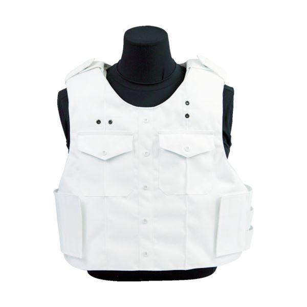 U.S.アルモア アウターキャリアユニフォームシャツ ホワイト L F-309019-WHITE-L 1着