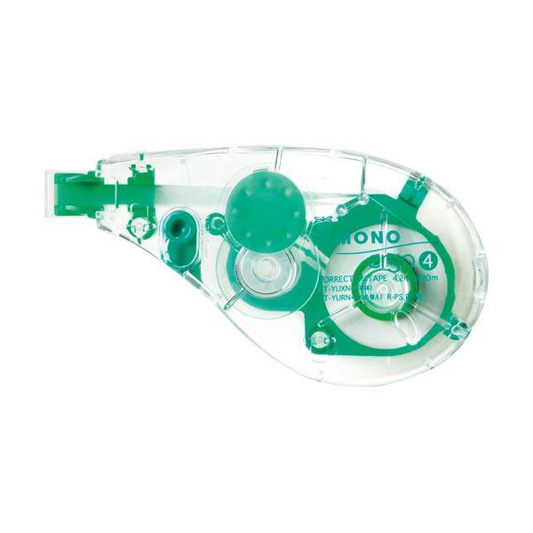 筆記具 修正テープ 修正ペン セール特別価格 修正液 本体 まとめ トンボ鉛筆 贈答 4.2mm幅×10m 1個 モノエルゴN CT-YUXN4 ×30セット