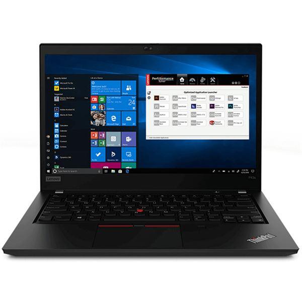 レノボ・ジャパン ThinkPad P43s (Core i7-8565U/16/512/NVIDIA QuadroP520/Win10Pro/14.0) 20RJS0FY00