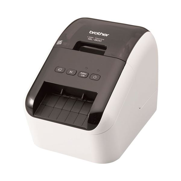 ブラザー 感熱ラベルプリンターQL-800
