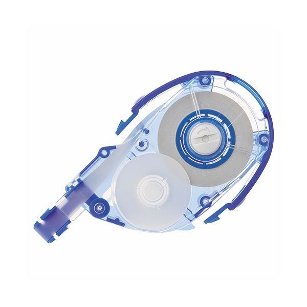 筆記具 修正テープ 大人気 修正ペン 修正液 詰め替えカートリッジ まとめ トンボ鉛筆 1個 青 ×30セット 6mm幅×12m 5%OFF CT-YR6 モノYX用カートリッジYR6
