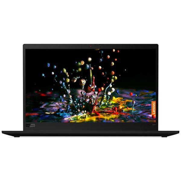 レノボ・ジャパン ThinkPad X1 Carbon (Corei5-10210U/8/256/ODDなし/Win10Pro/14/LTE) 20R1S09G00