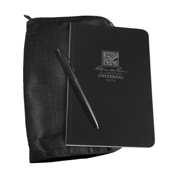 ライトインザレイン キットブラックブック/ブラックカバー 774B-KIT 1冊